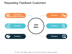 Requesting Feedback Customers Ppt PowerPoint Presentation Show Guide Cpb