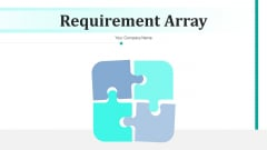 Requirement Array Potential Technological Ppt PowerPoint Presentation Complete Deck With Slides