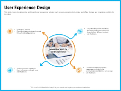 Requirement Gathering Techniques User Experience Design Ppt Inspiration Templates PDF