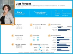 Requirement Gathering Techniques User Persona Themes PDF