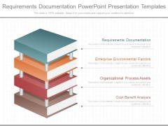 Requirements Documentation Powerpoint Presentation Templates