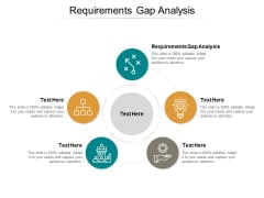 Requirements Gap Analysis Ppt PowerPoint Presentation Model Information Cpb