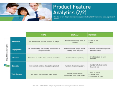 Requirements Governance Plan Product Feature Analytics Rules PDF