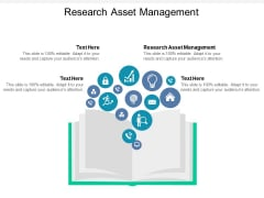 Research Asset Management Ppt PowerPoint Presentation File Tips