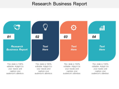Research Business Report Ppt PowerPoint Presentation Icon Information