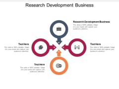 Research Development Business Ppt PowerPoint Presentation Pictures Good Cpb Pdf