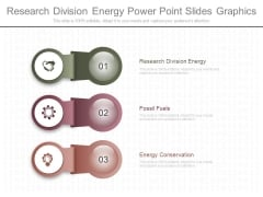 Research Division Energy Powerpoint Slides Graphics