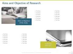 Research Proposal For A Dissertation Or Thesis Aims And Objective Of Research Microsoft PDF