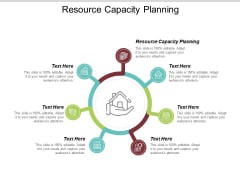 Resource Capacity Planning Ppt PowerPoint Presentation Layouts Graphics Download Cpb
