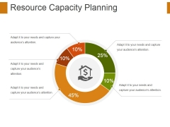 Resource Capacity Planning Template 1 Ppt PowerPoint Presentation Gallery Gridlines