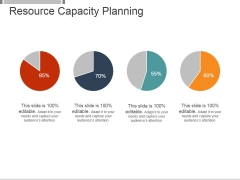 Resource Capacity Planning Template 1 Ppt PowerPoint Presentation Slides
