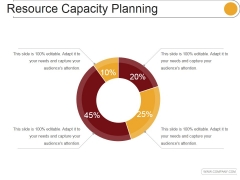Resource Capacity Planning Template 2 Ppt PowerPoint Presentation Show