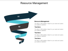 Resource Management Ppt PowerPoint Presentation Gallery Format Ideas Cpb