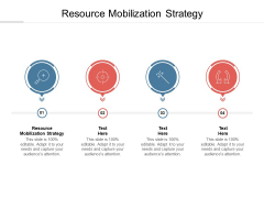 Resource Mobilization Strategy Ppt PowerPoint Presentation Gallery Professional Cpb