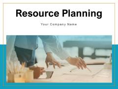 Resource Planning Employees Goals Communication Ppt PowerPoint Presentation Complete Deck