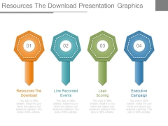 Resources The Download Presentation Graphics