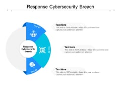 Response Cybersecurity Breach Ppt PowerPoint Presentation Infographic Template Layouts Cpb