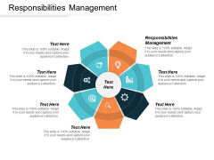 Responsibilities Management Ppt PowerPoint Presentation Infographic Template Layouts Cpb
