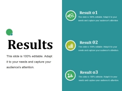 Results Ppt PowerPoint Presentation Ideas Images