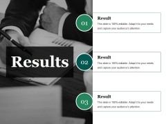 Results Ppt PowerPoint Presentation Infographic Template