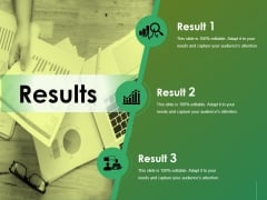 Results Ppt Powerpoint Presentation Infographics File Formats