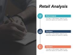 Retail Analysis Ppt PowerPoint Presentation Summary Graphics Cpb