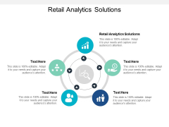 Retail Analytics Solutions Ppt PowerPoint Presentation Summary Templates