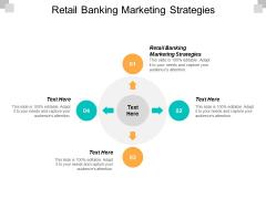 Retail Banking Marketing Strategies Ppt Powerpoint Presentation Layouts Topics Cpb