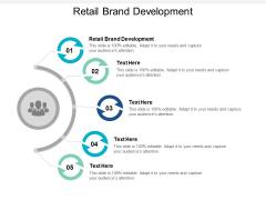 Retail Brand Development Ppt PowerPoint Presentation Portfolio Brochure Cpb