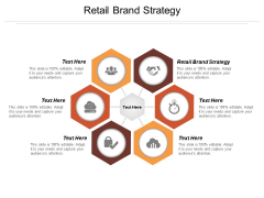 Retail Brand Strategy Ppt Powerpoint Presentation Slides Gallery Cpb