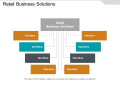 Retail Business Solutions Ppt PowerPoint Presentation Portfolio Tips Cpb