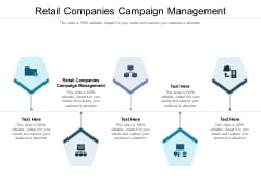 Retail Companies Campaign Management Ppt PowerPoint Presentation Layouts Slide Download Cpb Pdf