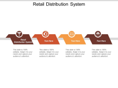 Retail Distribution System Ppt PowerPoint Presentation Show Portrait Cpb