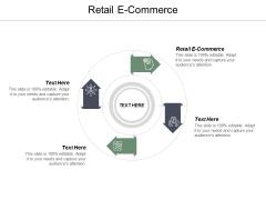 retail e commerce ppt powerpoint presentation show slides cpb