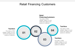 Retail Financing Customers Ppt PowerPoint Presentation Model Designs Cpb