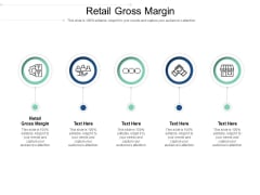 Retail Gross Margin Ppt PowerPoint Presentation Portfolio Objects Cpb Pdf