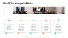 Retail Industry Outlook Retail Price Management Goals Brochure PDF