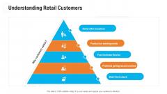 Retail Industry Outlook Understanding Retail Customers Brochure PDF