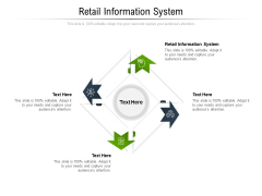 Retail Information System Ppt PowerPoint Presentation Professional Graphics Tutorials Cpb Pdf