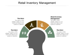Retail Inventory Management Ppt Powerpoint Presentation Summary Infographic Template Cpb