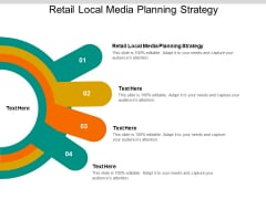 Retail Local Media Planning Strategy Ppt PowerPoint Presentation Gallery Demonstration Cpb Pdf