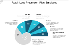 Retail Loss Prevention Plan Employee Engagement Initiatives Examples Ppt PowerPoint Presentation Layouts Infographics