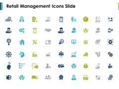 Retail Management Icons Slide Ppt PowerPoint Presentation Infographic Template Diagrams