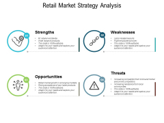 Retail Market Strategy Analysis Ppt PowerPoint Presentation Slides Icons