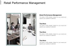 Retail Performance Management Ppt PowerPoint Presentation Layouts Aids Cpb