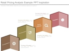 Retail Pricing Analysis Example Ppt Inspiration