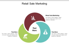 Retail Sale Marketing Ppt PowerPoint Presentation Gallery Graphics Pictures Cpb