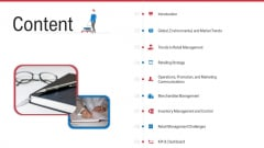 Retail Sector Analysis Content Ppt Icon Format PDF
