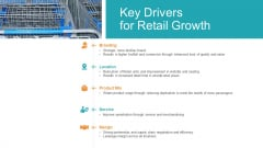Retail Sector Introduction Key Drivers For Retail Growth Download PDF