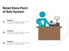 Retail Store Point Of Sale System Ppt PowerPoint Presentation Icon Slideshow PDF